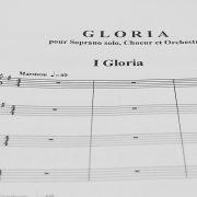 Poulenc Gloria