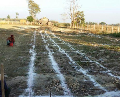Mayangone Gorundwork