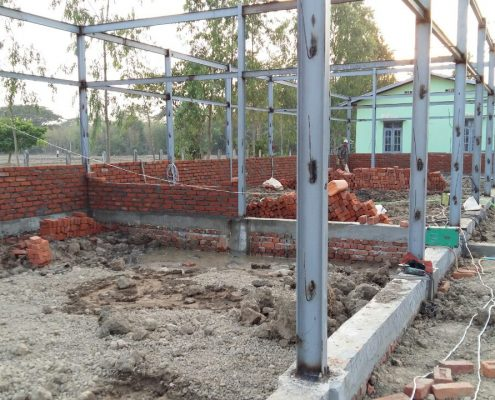 Mayangone construction
