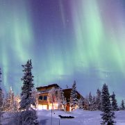 Northern Lights by Valerie